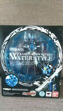 S.H. Figuarts Kamen Rider Wizard Water Style sold in Japan Excellent condition