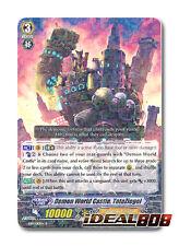 Cardfight Vanguard  x 4 Demon World Castle, ToteZiegel - EB11/010EN - R Pack Fre