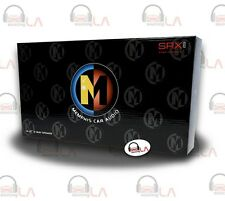 "MEMPHIS SRX62 6.5"" 120W FULL RANGE CAR AUDIO STEREO DOOR SPEAKERS SET"
