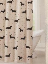 Home Classics Fabric Shower Curtain - Oscar