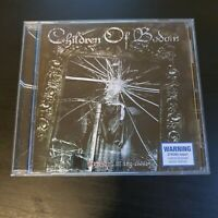 CHILDREN OF BODOM Skeletons In The Closet CD VGC