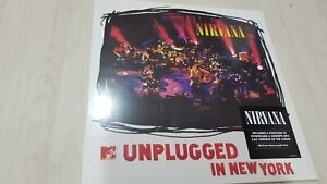 NIRVANA - UNPLUGGED IN NEW YORK (LP VINILE 180 GRAMMI SIGILLATO UNIVERSAL)
