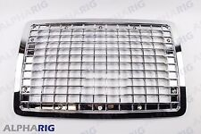 Volvo VNL Chrome Grill Grille Gen 2 2004 & UP WITH NO EMBLEM FULL GRILL
