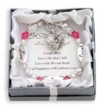 Live Laugh Love Charm Bracelet