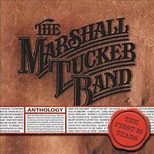 THE MARSHALL TUCKER BAND - ANTHOLOGY: THE FIRST 30 YEARS NEW CD