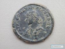 Moneda romana Constantino I  Providentiae Avg  Rev Providencia caes STR  Calidad
