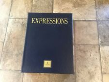 Lladro Collectors Society Expressions Magazines with Hardcover Box Case