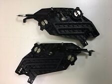 SKODA OCTAVIA 2009 - 2013 HEADLAMP HEAD LIGHT BRACKET LEFT and RIGHT set NEW
