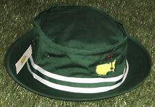 2018 OFFICIAL MASTERS AUGUSTA NATIONAL TOURNAMENT GOLF BUCKET HAT GREEN LARGE
