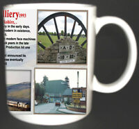 BENTLEY COLLIERY COAL MINE MUG GIFT MINER DONCASTER SOUTH YORKSHIRE COAL PIT