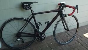 2014 Scott Addict SL 52, Sram Red, Ciamillo zero gravity Easton EA90SLX 14lb.