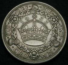GREAT BRITAIN 1 Crown 1933 - Silver - George V. - VF+ - 543