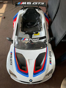 BMW GT3 Replica 12V Powered Ride On Car with Remote Control (Ex Display)