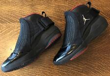 Nike Men's Air Jordan XIX 19 Retro Countdown 332549-001 Size 10 Black Red