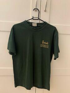 Harrods green T-shirt size S