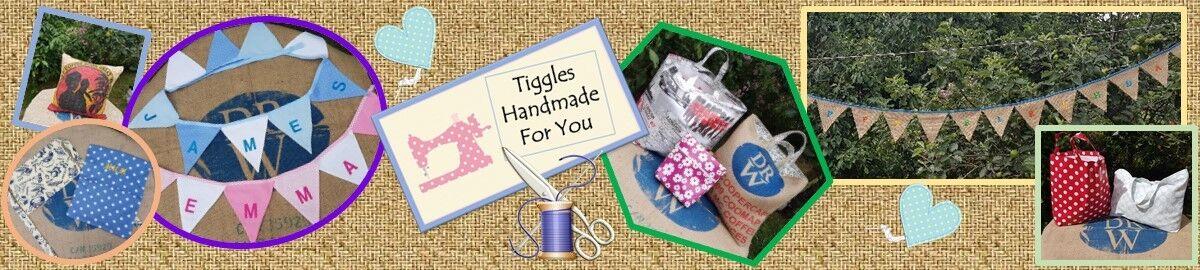 tiggles handmade for you