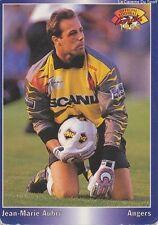 N°002 JEAN-MARIE AUBRY # FRANCE SCO.ANGERS CARD CARTE PANINI FOOT 1995