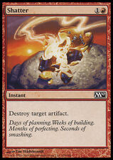 4x Distruggi Artefatto - Shatter MTG MAGIC M10 Ita