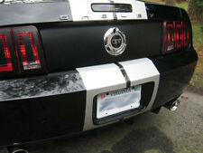 05-09 Mustang [Bx] Trunk Center Black Out Panel Decal - GT/V6/Cobra/Saleen 06078