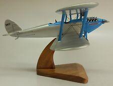 Model-9 Waco 9 Airplane Desktop Wood Model Big New