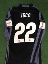 Isco REAL MADRID MATCH PREPARED SHIRT CLUB WORLD  CUP 2106