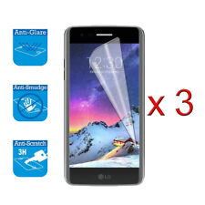 For LG K8 2017 M200N- Screen Protector Cover Guard LCD Film Foil x 3