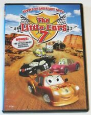 The Little Cars 7 Revved Up and Ready to Go DVD.  4 Animated Adventures.