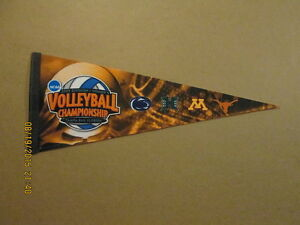 NCAA 2009 Div 1 Women's Volleyball Championship Pennant