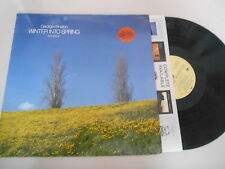 LP Jazz George Winston - Winter Into Spring (9 Song) WINDHAM HILL