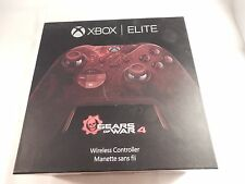 Microsoft Xbox One Elite Wireless Controller Gears of War 4 Red (READ!) C905