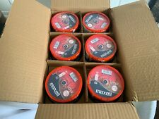 GENUINE MAXELL CD-R 80 MINS XL-II DIGITAL AUDIO RECORDABLE BLANK DISCS 300 PACK