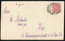 Mayfairstamps Austria 1900s Salzburg to Wien cover wwf97417
