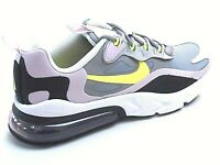 Nike Air Max 270 React Girls Womens Shoes Trainers Uk Size 5 to 6     BQ0103 010
