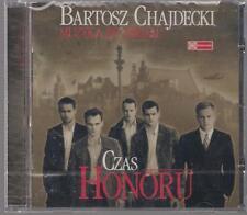 CZAS HONORU - BARTOSZ CHAJDECKI 2010 NEW & SEALED SCORE TOP RARE OOP OST CD