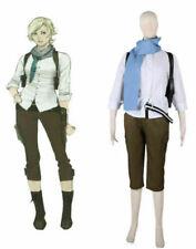 Resident Evil 6 Sherry Birkin Summer Uniform Cosplay Costume &