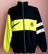 Borussia Dortmund 1996 - 1997 Home football Nike Jacket size XL