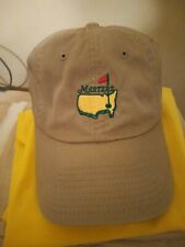 Official Masters Hat Cap