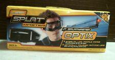 JT Splatmaster 23095 Optix Goggle Stealth Low Profile Frame - Eye Protection FS