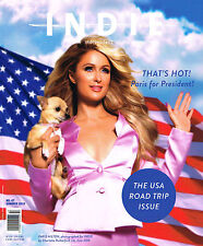 INDIE Magazine #47 Summer 2015 PARIS HILTON Vivien James  PHILIP MILOJEVIC @New@