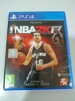 NBA 2K17 NBA 2K SPORTS Pau Gasol - Jeu De PLAYSTATION 4 PS4 sony - 3T
