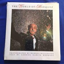THE WORLD OF MARQUEZ - FIRST EDITION BY GABRIEL GARCIA MARQUEZ