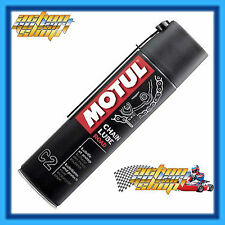 GO KART MOTUL CHAIN LUBE CLEAR CLEAN C2 ULTIMATE RACE OIL BEST KARTING ROAD MX