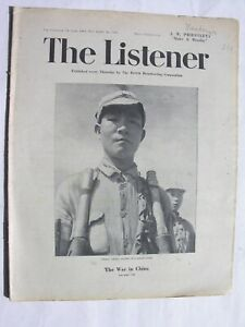THE LISTENER June 24 1943 New Guinea Evelyn Cheesman Dorothy Baker Niebuhr