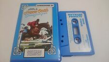 JUEGO CASSETTE HARVEY SMITH SHOW JUMPER COMMODORE 64 128 CMB 64 C64 PAL