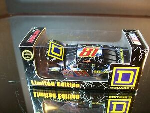 Kenny Wallace #81 Square D Lightning 1998 Ford Taurus RCCA 1:64 3,500 Made