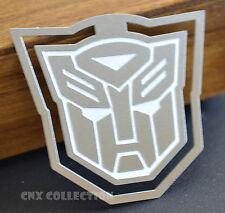 Stainless Steal Unique Transformers Bookmark Collectable Rare Gift Limited