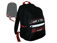 Reebok Kinder-Rucksack Disney Cars Backpack Fan schwarz Lightning McQueen