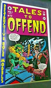 Tales to Offend # 1 (1997 Frank Miller) Dark Horse Comics NM++ Unread