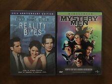 Reality Bites (Dvd, 10th Anniversary Edition) + Mystery Men (Dvd) Ben Stiller