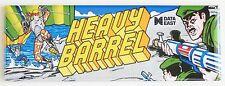 Heavy Barrel Marquee FRIDGE MAGNET arcade video game header
